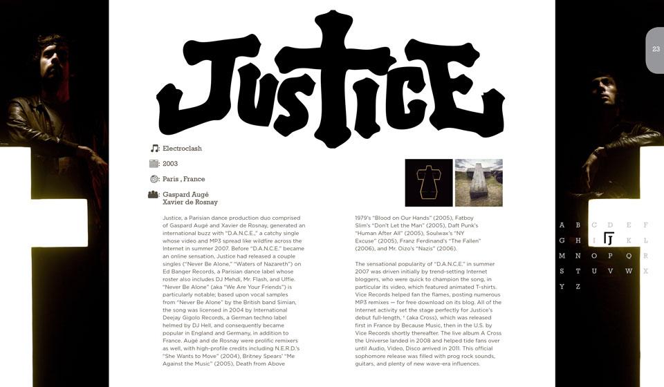 Justice Publication Layout Design
